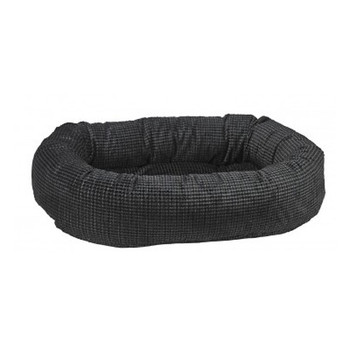 Iron Mountain Chenille Donut Pet Dog Bed