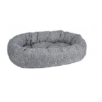 Lakeside Chenille Donut Pet Dog Bed