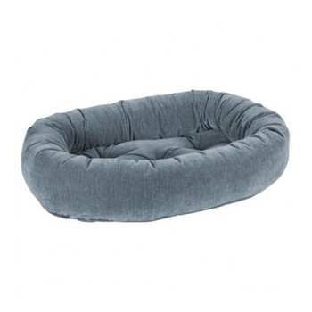 Mineral Microvelvet Donut Pet Dog Bed