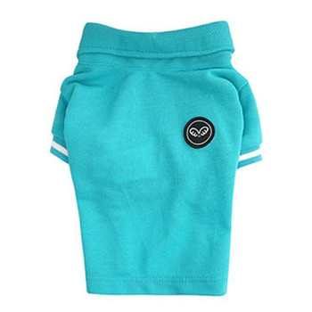 Puppy Angel Basic Polo Shirts - Turquoise
