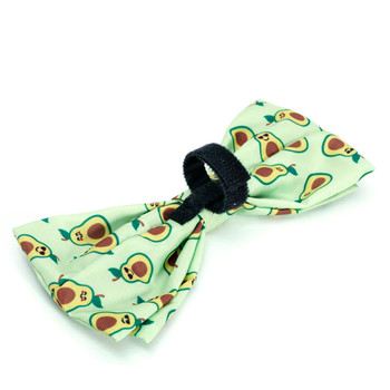 Avocados Pet Dog Bow Tie