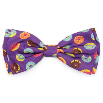 Donuts Pet Dog Bow Tie