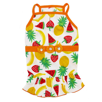 Fruitlicious Dog Sun Dress