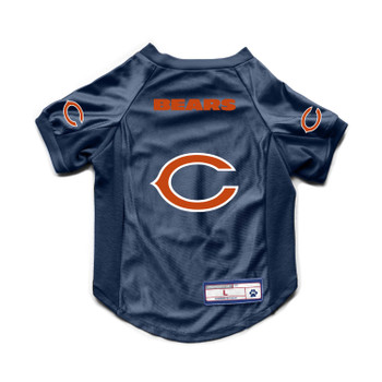 Chicago Bears Pet Stretch Jersey