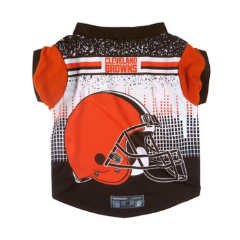 Cleveland Browns Pet Performance Tee