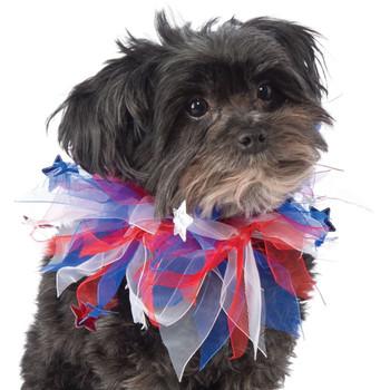 Patriotic Pet Fancy Collar