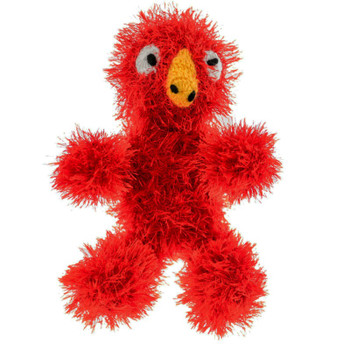 Dog Toy - Red Sloth