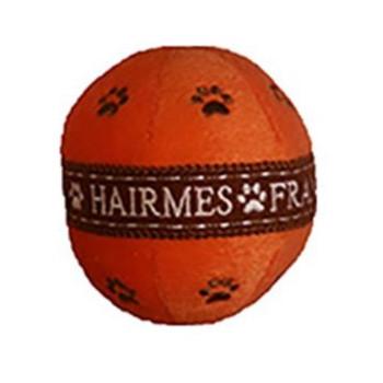 Hairmes Ball Plush Dog Toy
