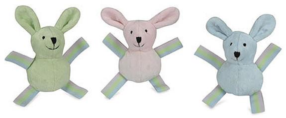 Baby Rabbits Puppy Dog Toys