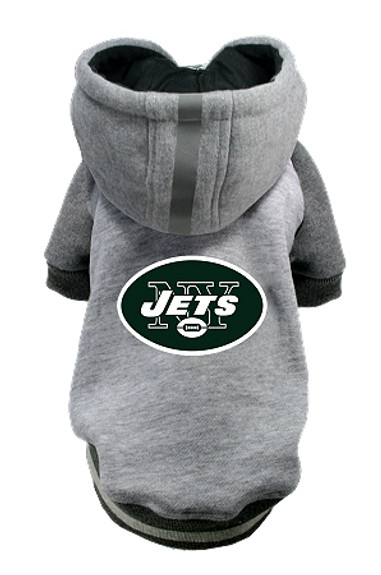 reputable site 31f73 37ab5 NFL New York Jets Licensed Dog Hoodie - Small - 3X