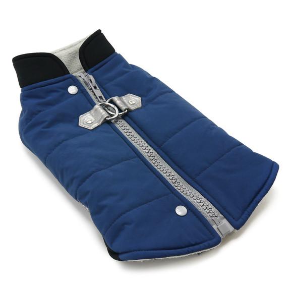 Urban Navy Blue Runner Dog Coat