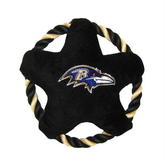 Baltimore Ravens Star Rope Disk