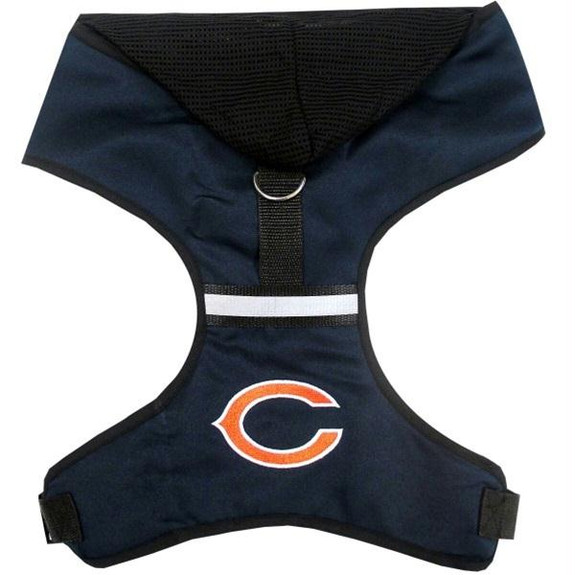 reputable site cfe38 ed1c1 Chicago Bears Pet Hoodie Harness