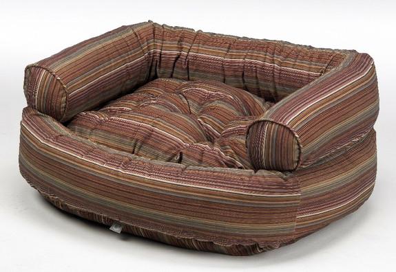 Jester Microvelvet Double Donut Pet Dog Bed