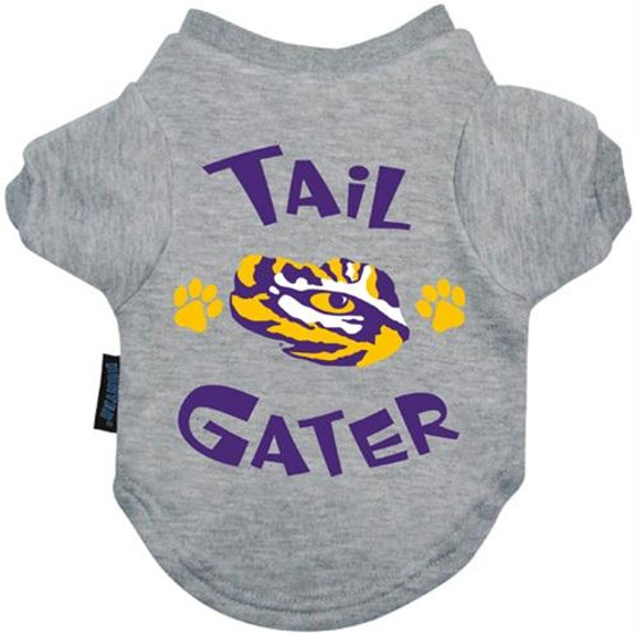 LSU Tigers Tail Gater Tee Shirt