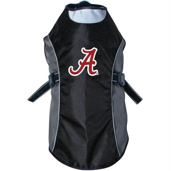 hot sales d5d8c 641ec Alabama Crimson Tide Water Resistant Reflective Pet Jacket