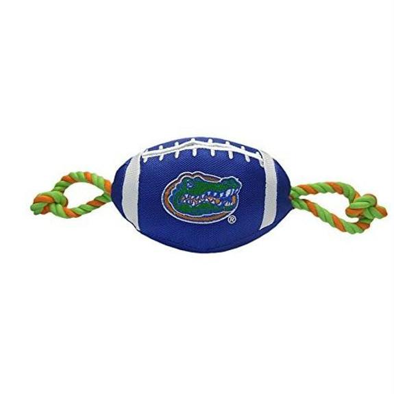 Florida Gators Pet Nylon Football