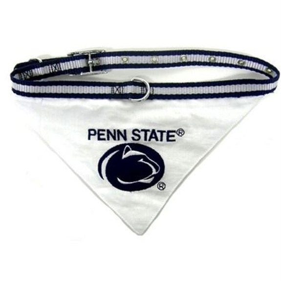 Penn State Nittany Lions Dog Collar Bandana