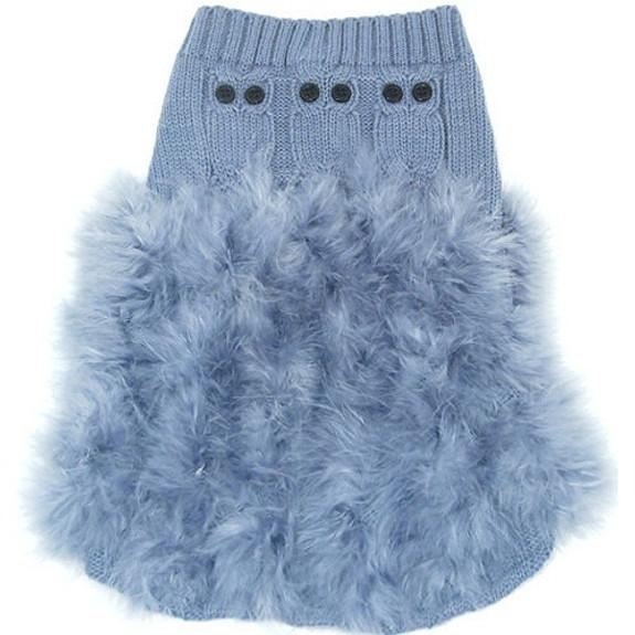 Whoo Me? Dog Sweater