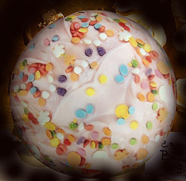 Dog  Bed or Duvet - Cupcake Round