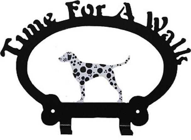 Dog Leash Holder - Dalmatians