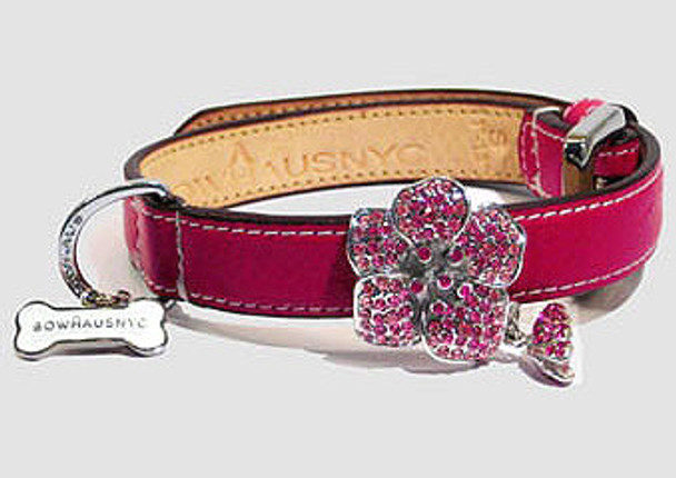 Rose Dog Collar
