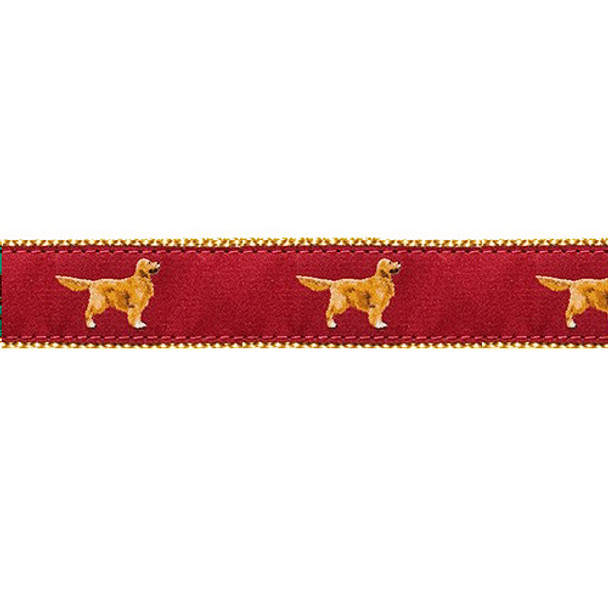Dog Collar Golden Retriever 1 14