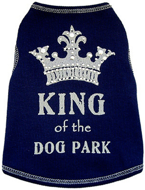 King of the Dog Park Tank