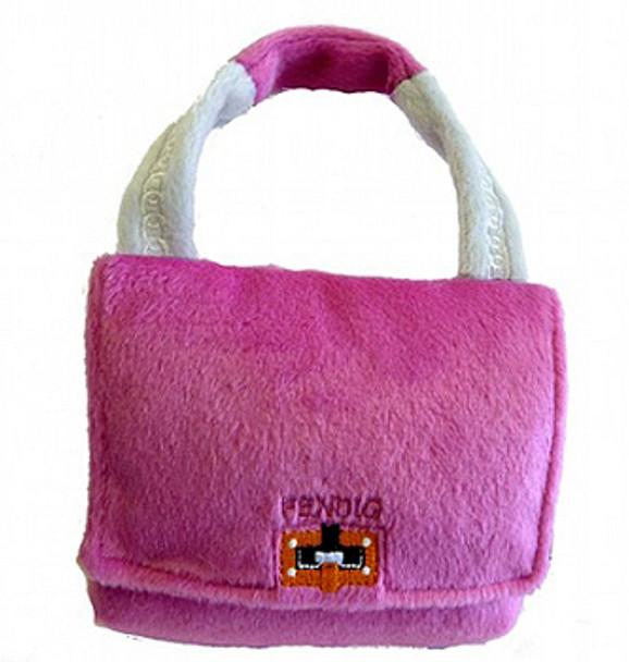 Fendig Bag Plush Dog Toy