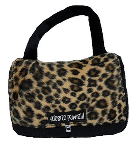 Roberto Pawvalli Handbag Plush Dog Toy