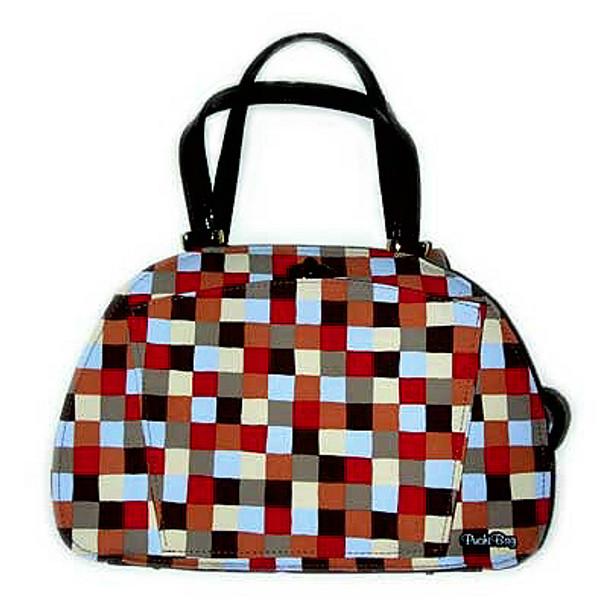 Checkers Bowling Ball Bag by PuchiBag