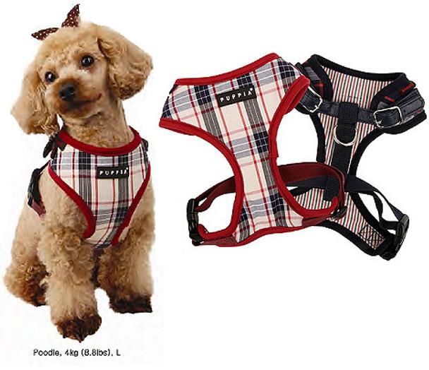 Dog Harness - Vogue II, Leash & Seatbelt Lead