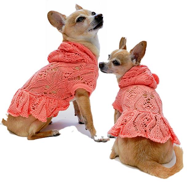 Resultado de imagen para coral dog clothes