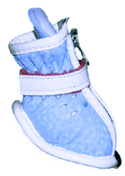 Baby Blue Doggie Stylin Boots