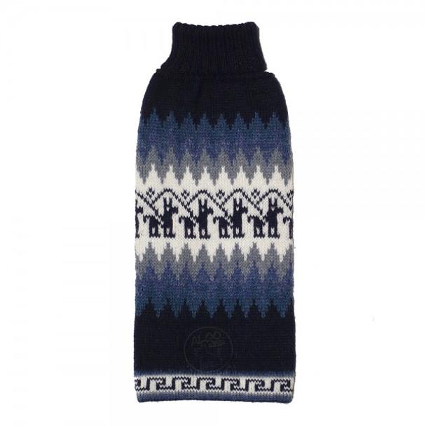 Alpaca Dog Sweater - Llama Land