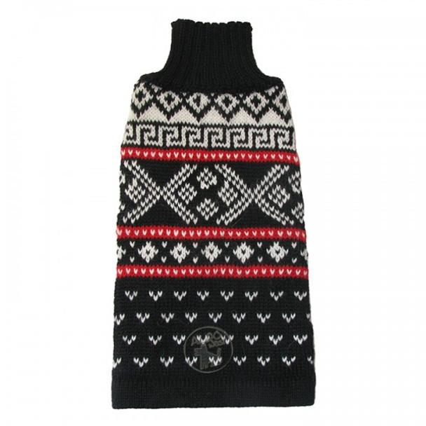 Alpaca Dog Sweater - Classic Gentleman