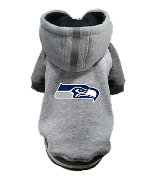 NFL Seattle Seahawks Licensed Dog Hoodie - Small - 3X