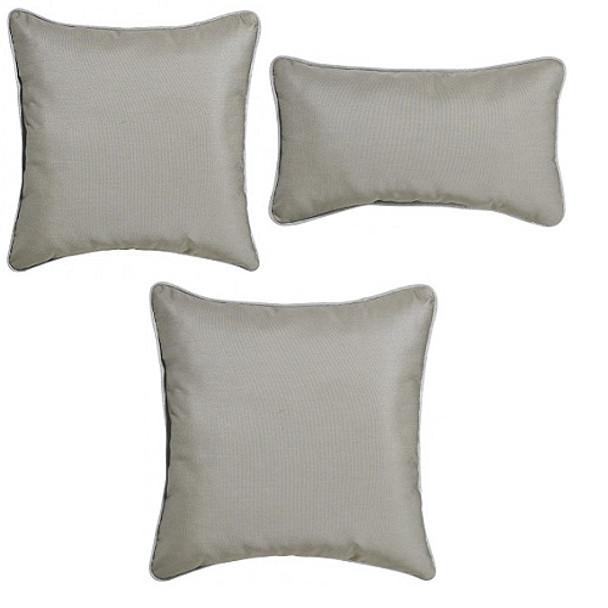 Outdoor Throw Pillows - Dune