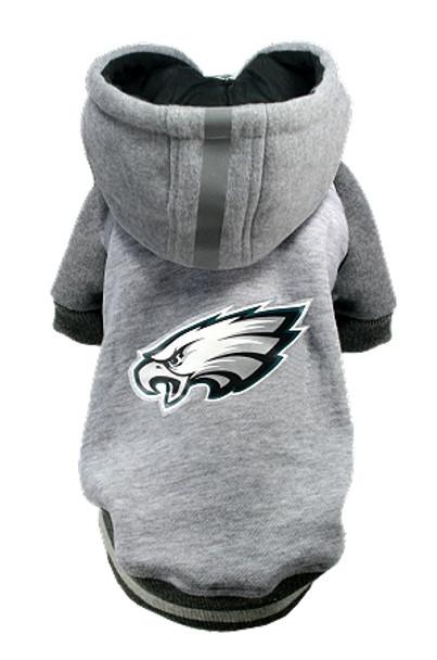 NFL Philadelphia Eagles Licensed Dog Hoodie - Small - 3X