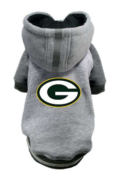 NFL Green Bay Packers Licensed Dog Hoodie - Small - 3X