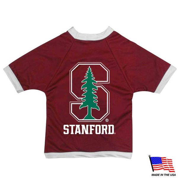 Stanford Cardinal Athletic Mesh Pet Jersey