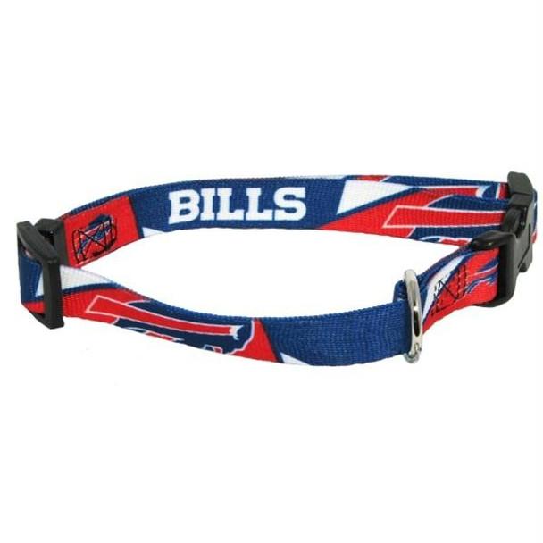 Buffalo Bills Pet Collar