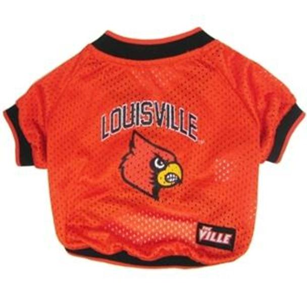 Louisville Cardinals Pet Jersey