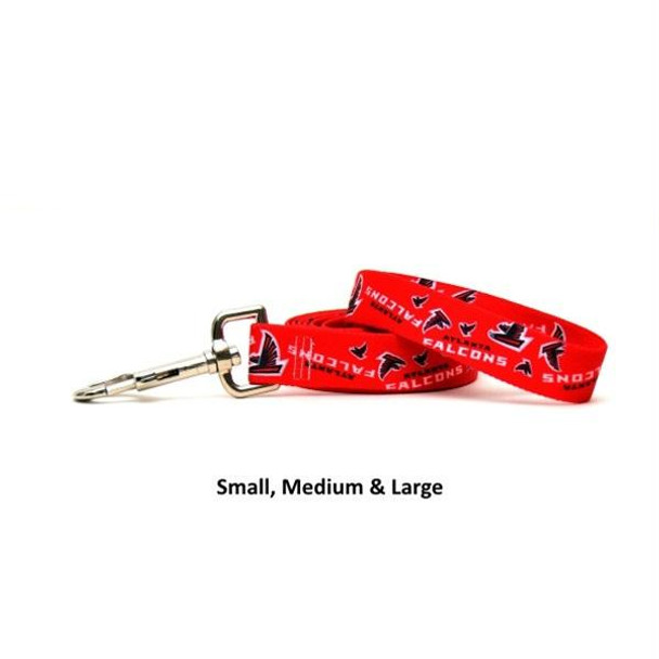 Atlanta Falcons Nylon Leash