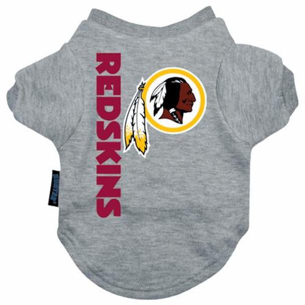 Washington Redskins Dog Tee Shirt - HWAS4271-0001 c3f400598
