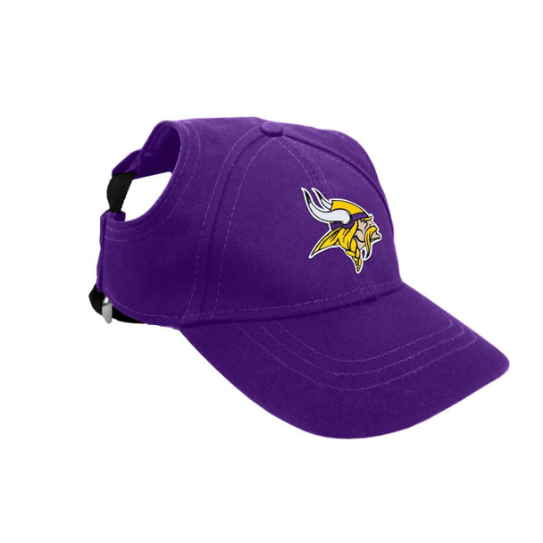 Minnesota Vikings Pet Baseball Hat