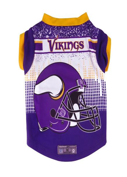 Minnesota Vikings Pet Performance Tee