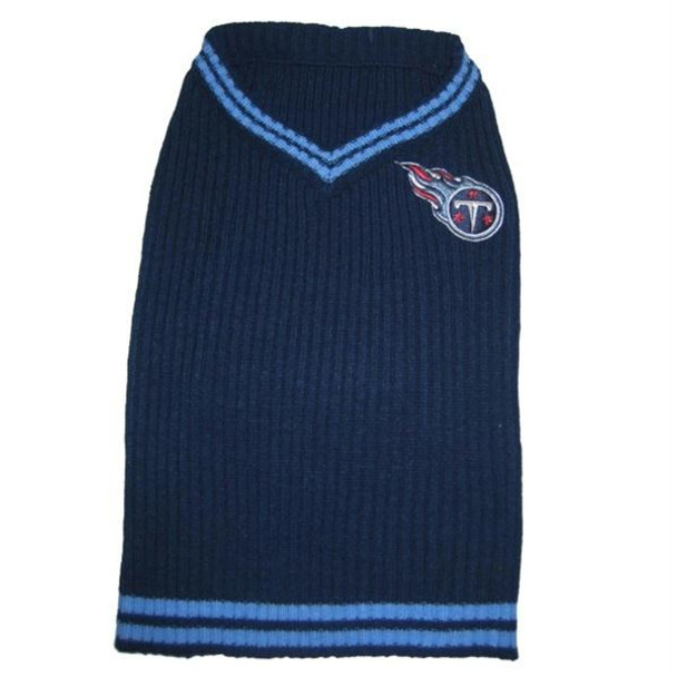 Tennessee Titans Dog Sweater