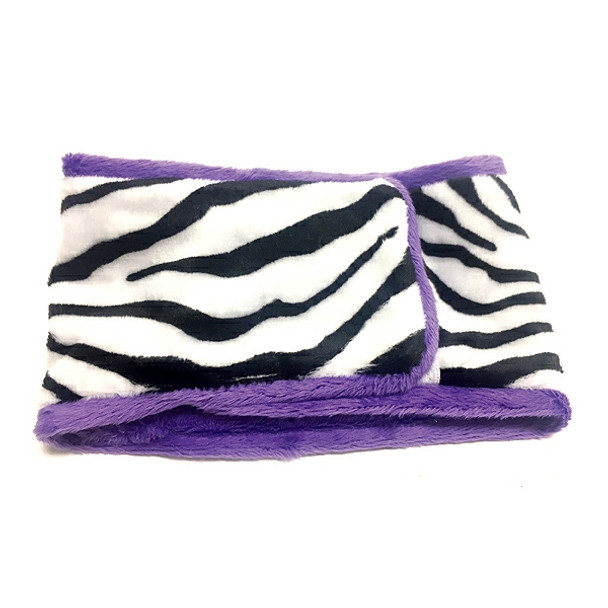 Wild Child Zebra Dog Belly Band by Oscar Newman