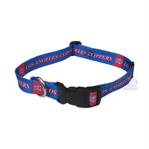 Los Angeles Clippers Pet Collar